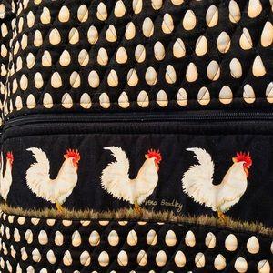Vera Bradley Rooster Garment Bag